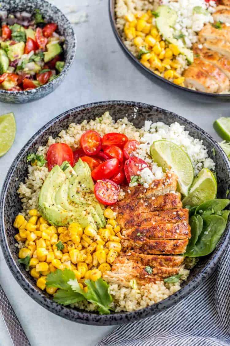 Chicken And Quinoa Salad