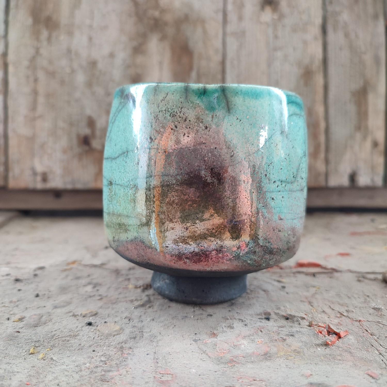 Ceramica Raku Yunomi - Valentina Semprini