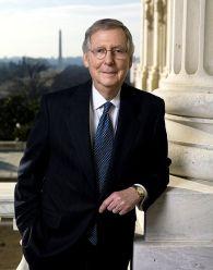 Mitch McConnell, Senate Minority Leader