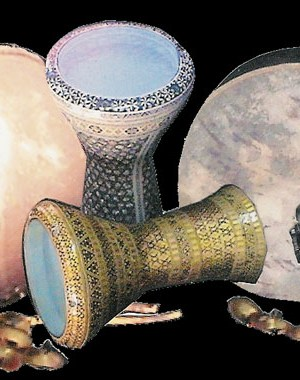 Oriental Percussions