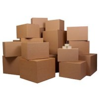 32 ECT  New 20 boxes with size of 8 x 4 x 4 200#