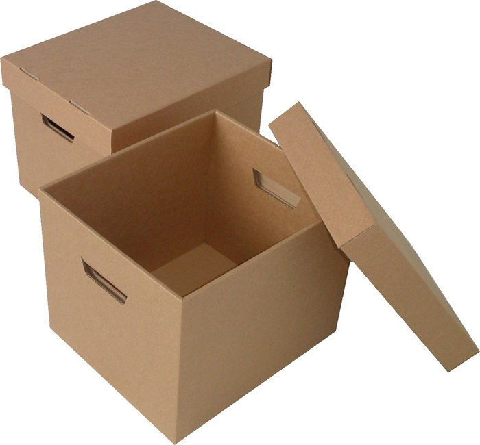 """25 Pack 6x6x4 White Corrugated Shipping Mailer Packing Box Boxes 6/"""" x 6/"""" x 4/"""""""
