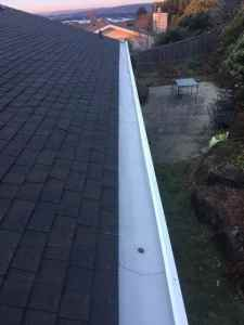 Bellevue roof Replacement view