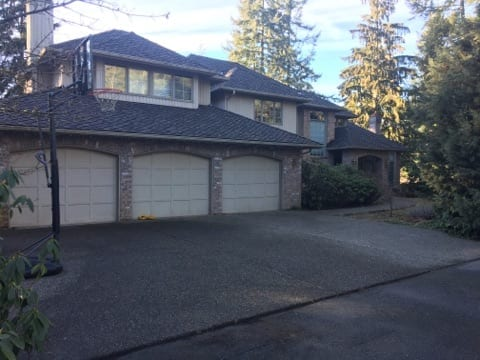 woodinville composite roof replacement