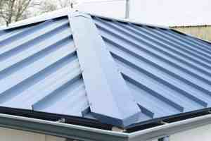 Add A Pop Of Color With Metal Roofing Valentine Roofing