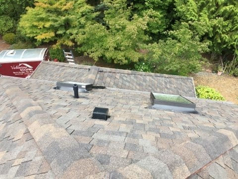 Kitsap County Roof Project Valentine Roofing