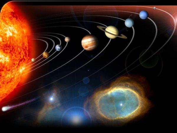 Mr. Valentine's Solar System Webquest - The Universe