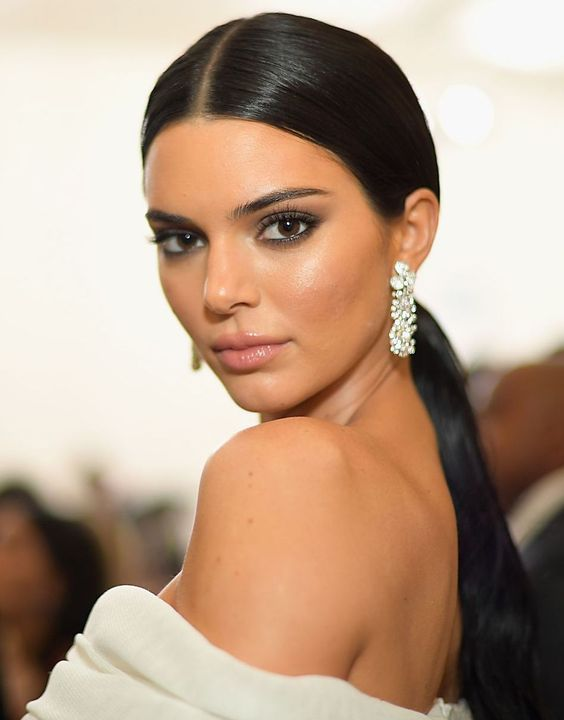 Kendall Jenner celebrity inspired pinterest