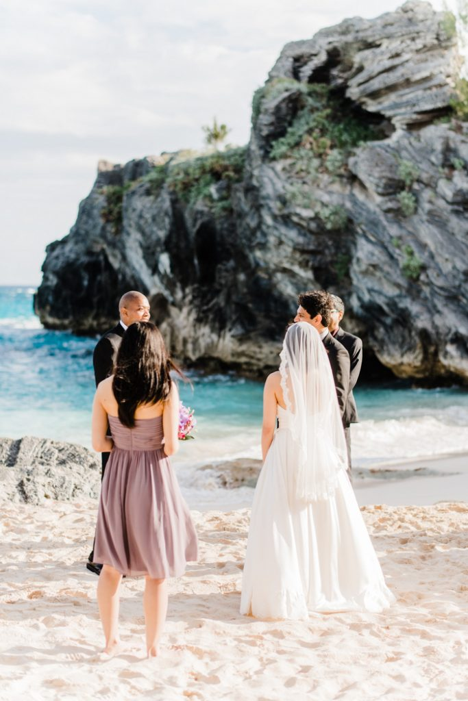 Bermudian intimate Weddings