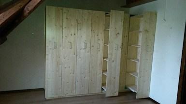 Armoire haute, 150kg par tiroirs
