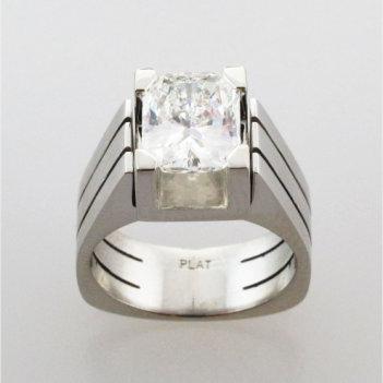 Valenzya Platinum Ring