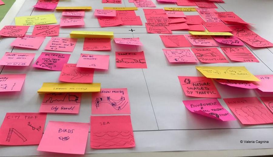 Design Thinking e Service Design alla Jam di Monaco idee