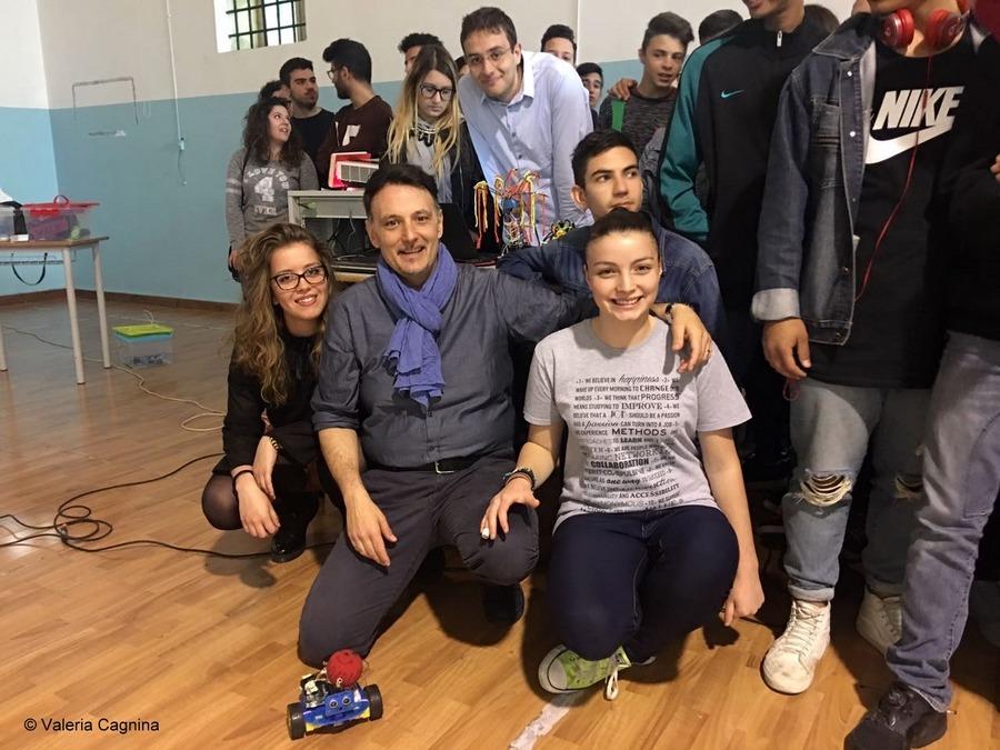 inspire the young people schools mimmo aprile apulia valeria cagnina puglia italy