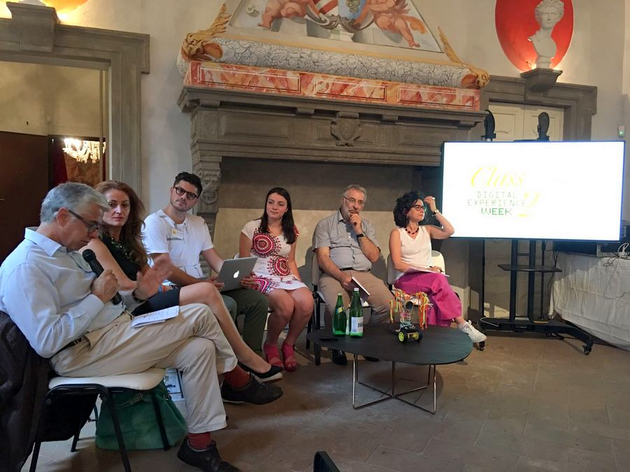 millennials alla class digital week milano