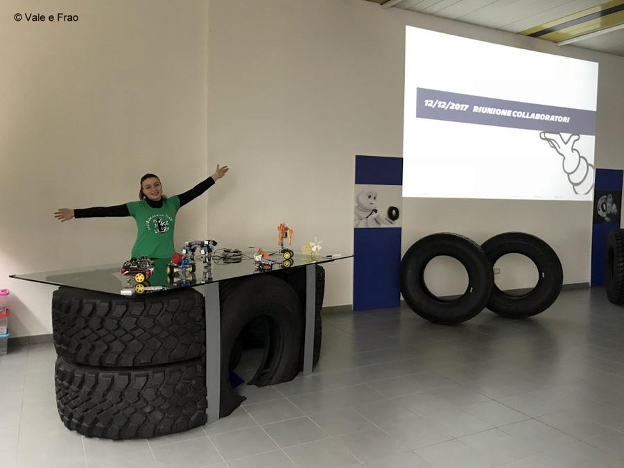 Formazione e team building in azienda: Michelin presentazione