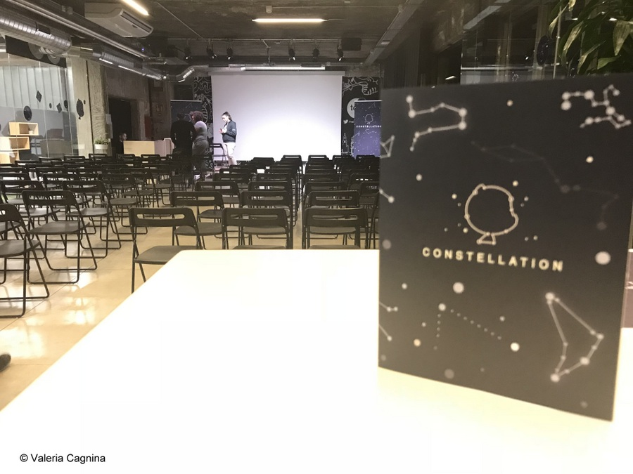 speaker a github constellation evento italiano milano tag