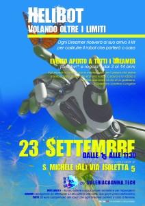 laboratori domenicali incontro helibot 23 settembre