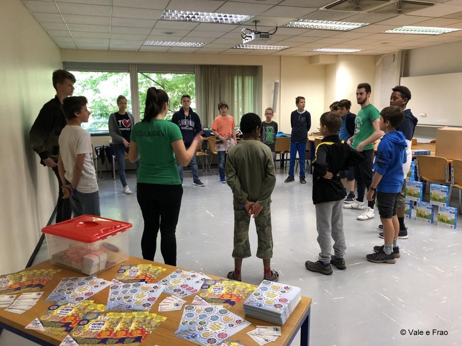 Laboratori a Lugano Ated4kids ragazzi entusiasti