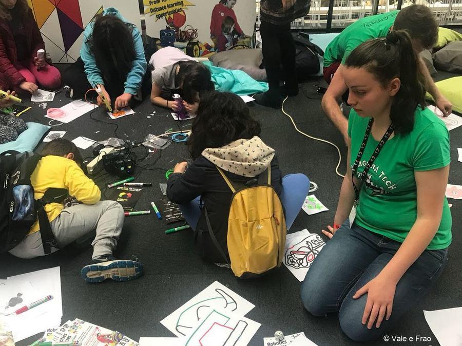 MakersTown 2018: fiera maker a Bruxelles robotica