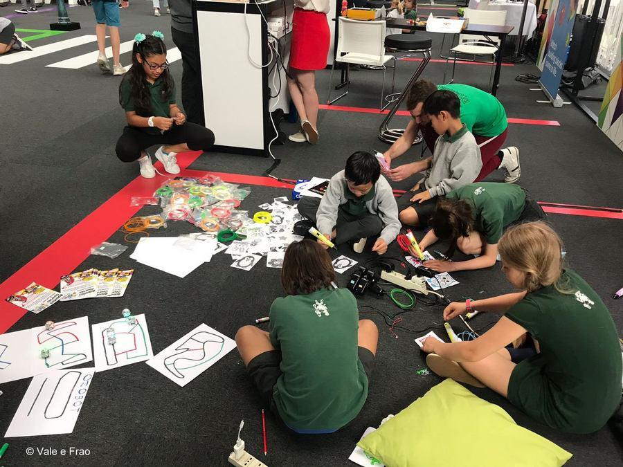 MakersTown 2018: fiera maker a Bruxelles robotica dreamers