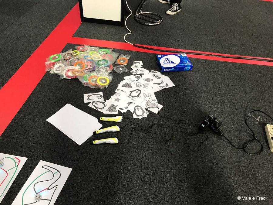 MakersTown 2018: fiera maker a Bruxelles robotica stand
