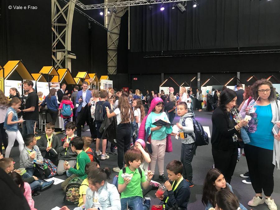 MakersTown 2018: fiera maker a Bruxelles fiera stand
