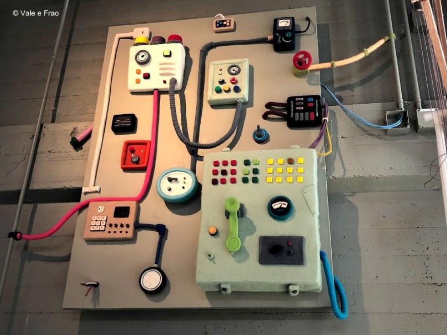 visitare Exploratorium il museo della scienza di San Francisco California laboratorio