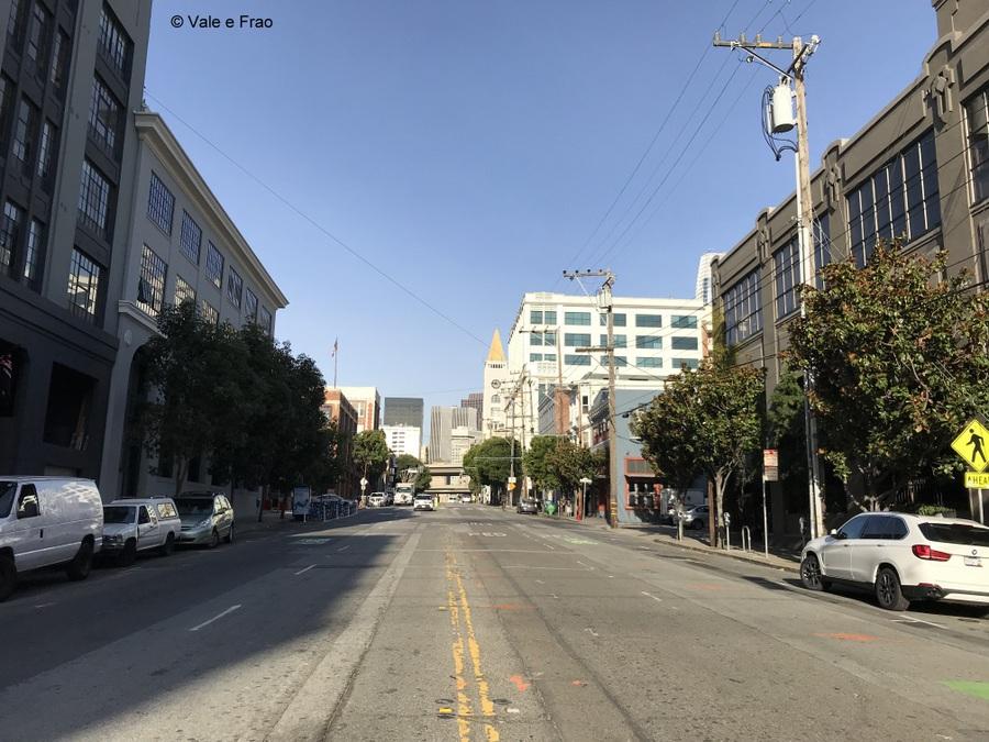 Visitare gli uffici di Github a San Francisco California proprio in centro città