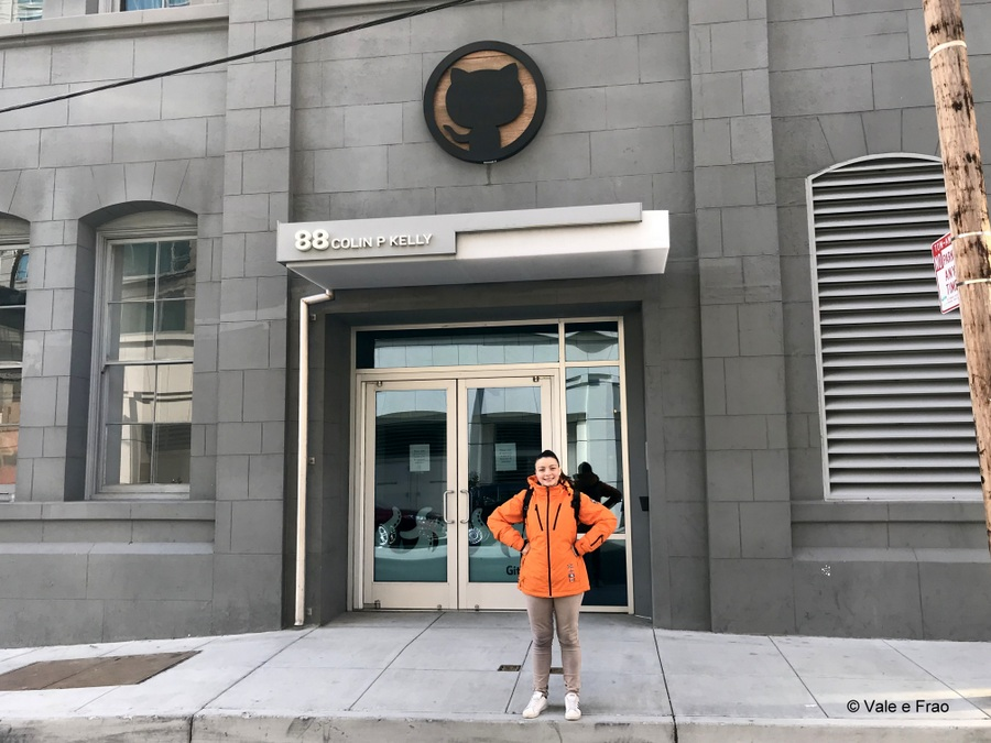 Visitare gli uffici di Github a San Francisco California dove sono