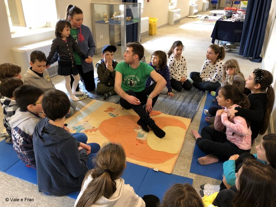 Laboratori di robotica per bambini al museo di Asti per tutte le età