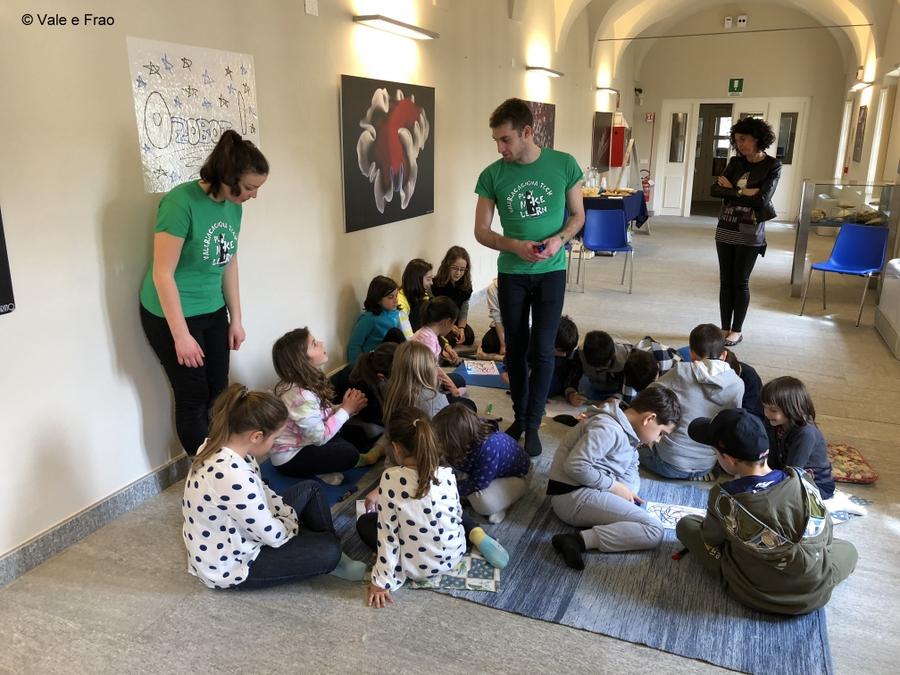 Laboratori di robotica per bambini al museo di Asti attirato attenzione