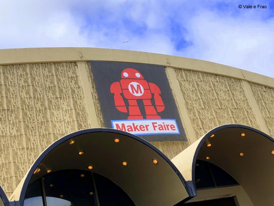California: Maker Faire Bay Area. entrata maker faire