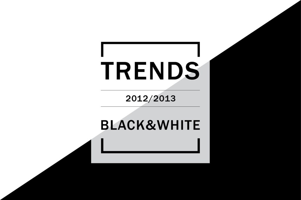 Shopping Trends – Black & White