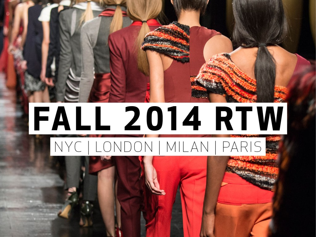 Fall 2014 RTW