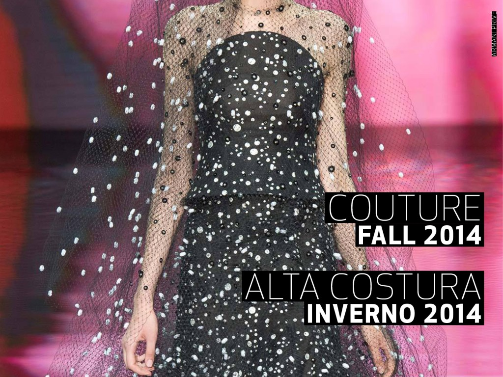Fall 2014 Couture || Alta costura Inverno 2014