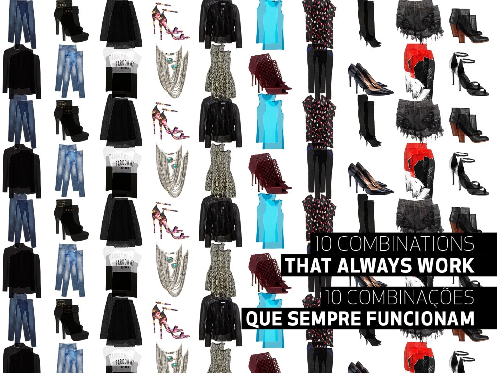 10 combinations that always work || 10 combinações que sempre funcionam