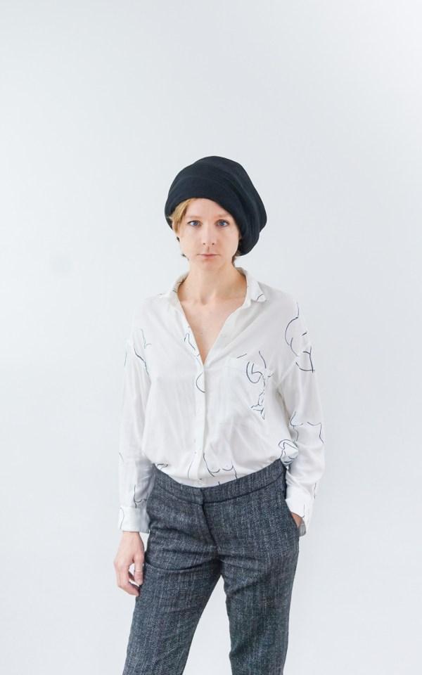 Valeria Fazekas unique hats