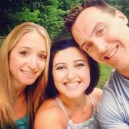 My favorite newlyweds!