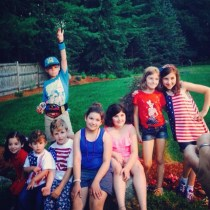 ALL the cousins..