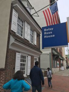Betsy Ross's house