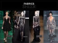 Sheer Fabric