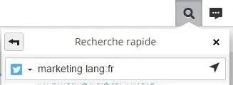 Comment filtrer les résultats sur Hootsuite par langue