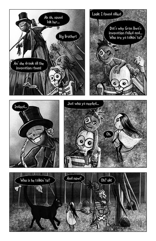 Living dolls and Dead Men 10