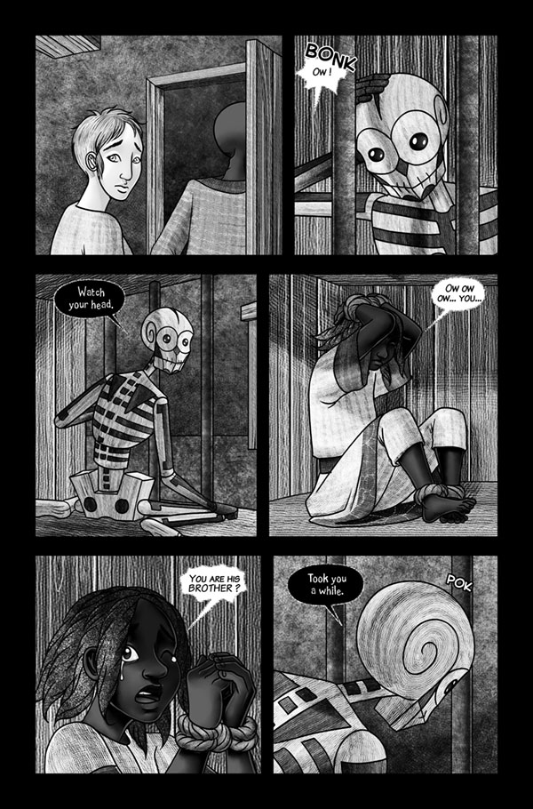 Blood and Ashes 26
