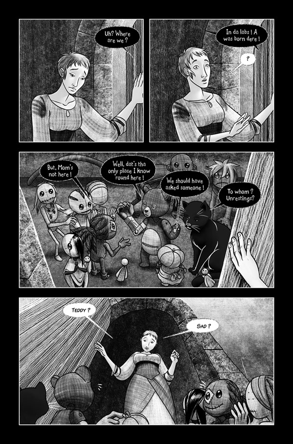 Blood and ashes 42