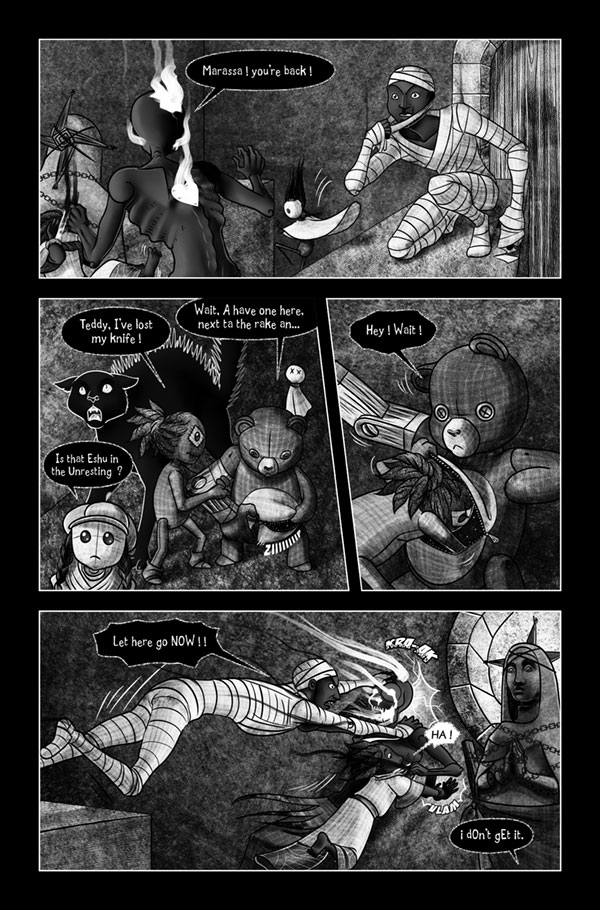 Blood and ashes 62