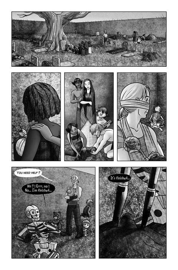Burying the dead 01