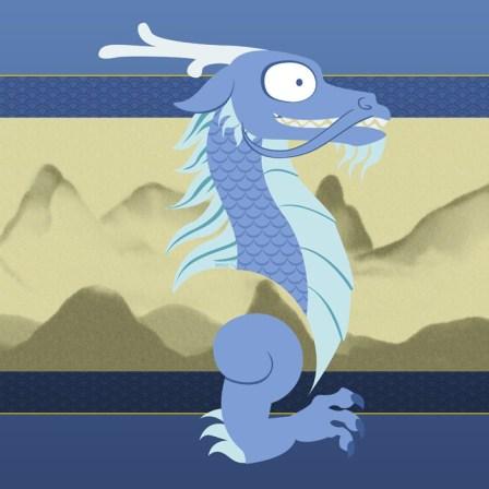 Le Dragon asiatique