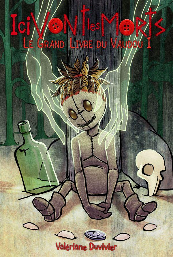 Ici Vont les Morts: couverture tome 1