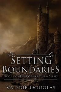 Book Cover: Setting Boundaries - A Novella